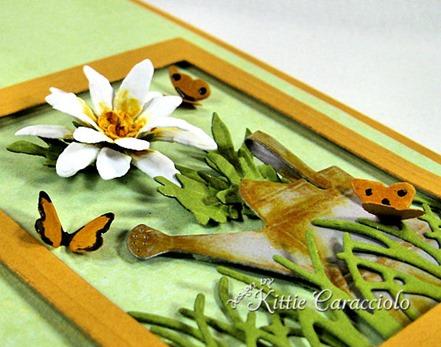 KC Sizzix Flower Mini Daisy 1 side