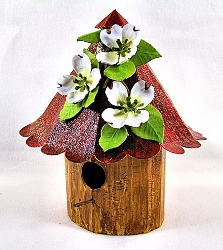 KC Sizzix Birdhouse right
