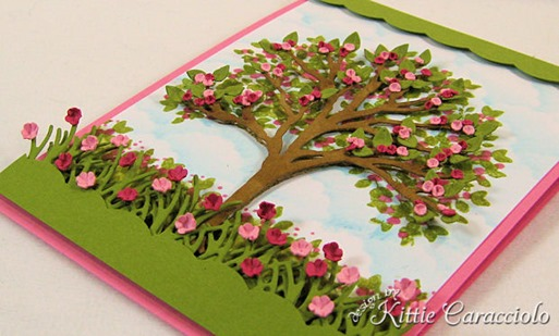 KC Impression Obsession Tree Die 6 close