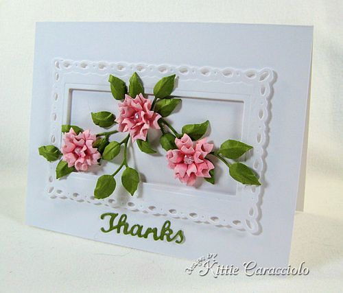 KC Elizabeth Craft Bunch of Flowers 2 1 right