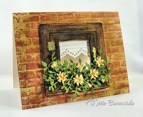 KC Impression Obsession Wood Door Frame 1 left