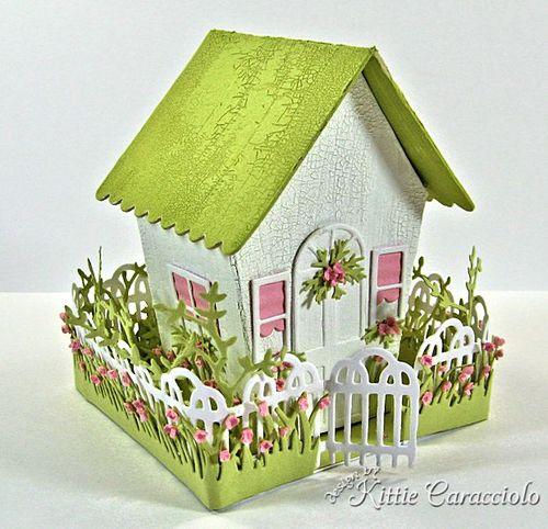 KC Sizzix Birdhouse 1 left