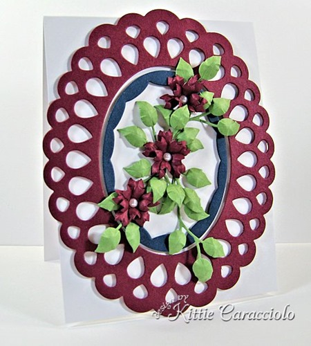 KC Elizabeth Craft Bunch of Flowers 2 2 left