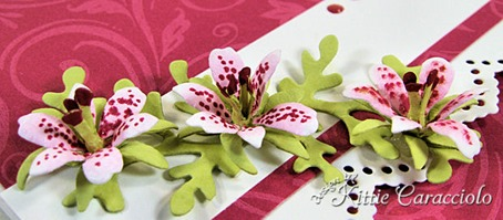 KC Sizzix Flower Mini Lily 1 side