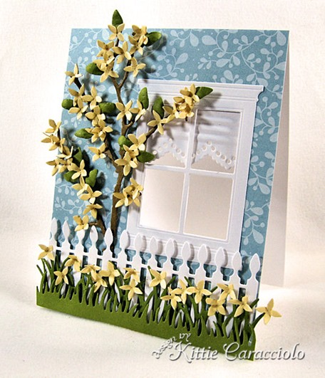 KC Sizzix Flower Forsythia 1 right