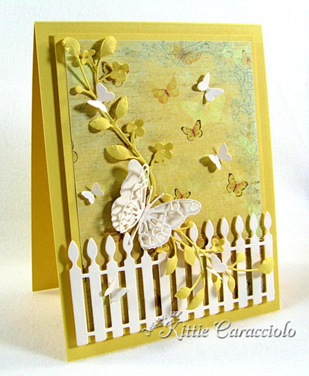 KC Memory Box Pippi Butterfly 3 left