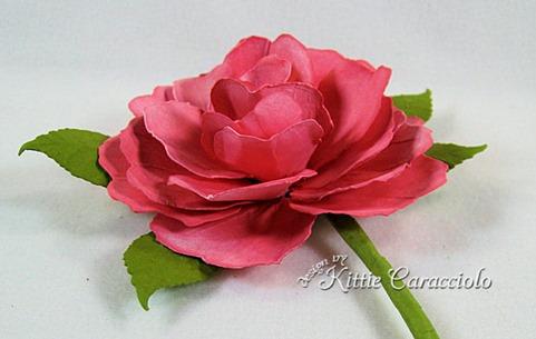 KC Sizzix Rose 2 side