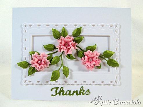 KC Elizabeth Craft Bunch of Flowers 2 1 center