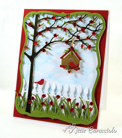 KC Memory Box Orchard Tree Frame 5 right