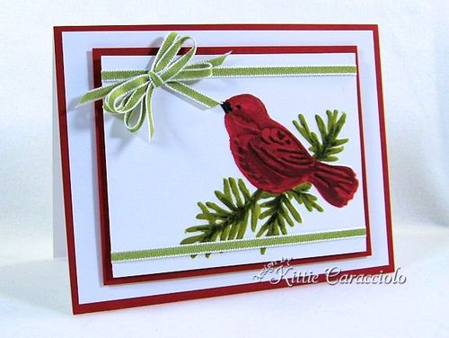 KC Sizzix Bird and Wreath Set 1 left