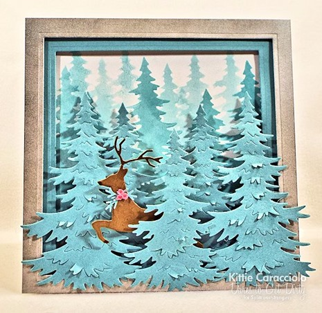KC Memory Box LEaping Deer 4 center