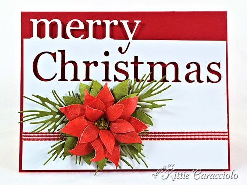 KC Memory Box Merry Christmas 1 center
