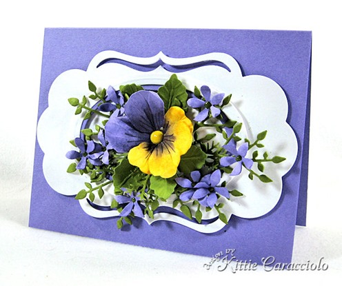 KC Sizzix Pansy 1 right
