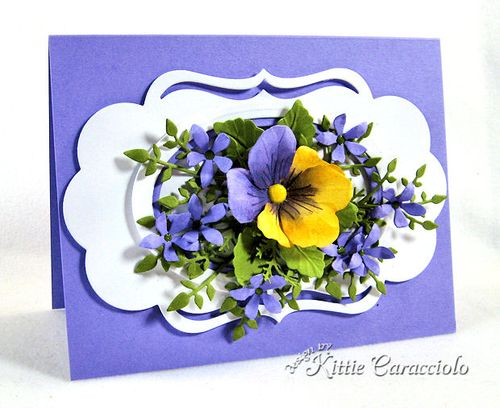 KC Sizzix Pansy 1 left