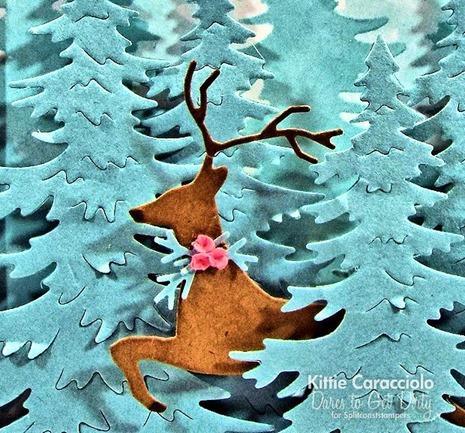 KC Memory Box LEaping Deer 4 close