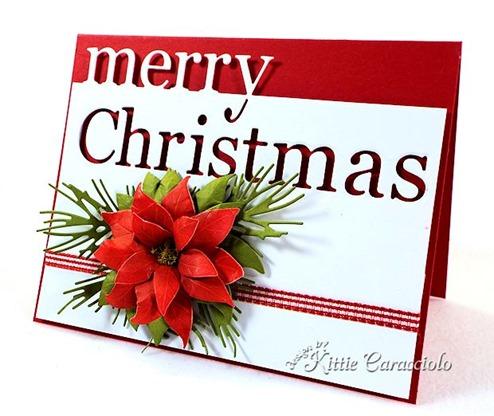 KC Memory Box Merry Christmas 1 right