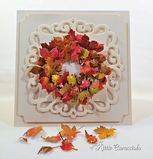 KC Impression Obsession Small Leaf Set 2 center
