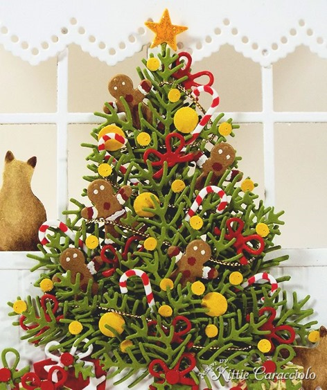 KC Impression Obsession Bare Christmas Tree 1 close a