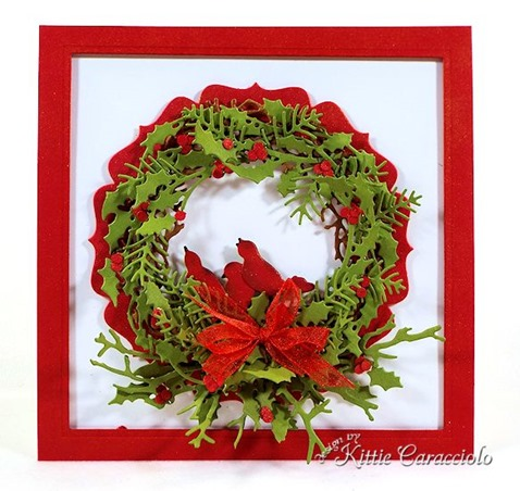 KC Impression Obsession Holly Wreath 1 center
