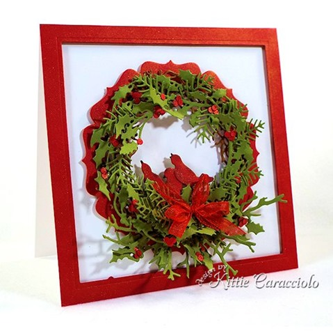 KC Impression Obsession Holly Wreath 1 left