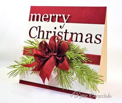 KC Memory Box Merry Christmas 2 right