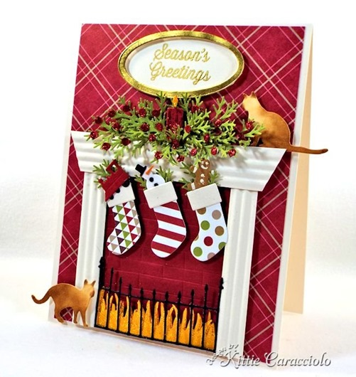 KC Memory Box Cheerful STockings 1 right