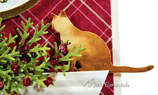 KC Memory Box Cheerful Stockings 1 close cat