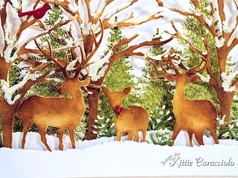 KC Impression Obsession Deer Trio 3 deer