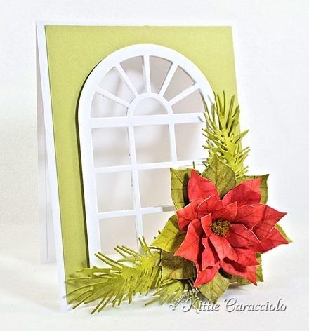 KC Sizzix Poinsettia 1 left