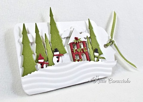 KC Memory Box Cottage in the Woods 3 left