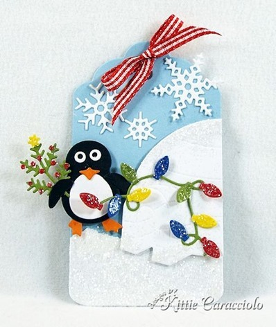 KC Impression Obsession Penguin and Igloo 2 center