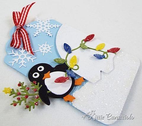 KC Impression Obsession Penguin and Igloo 2 close