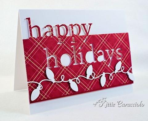 KC Memory Box Grand Happy Holidays 2 left
