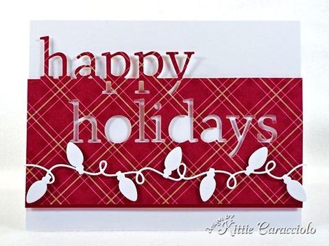 KC Memory Box Grand Happy Holidays 2 center