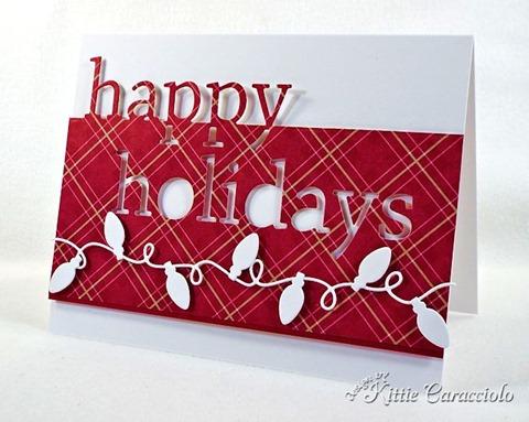 KC Memory Box Grand Happy Holidays 2 right