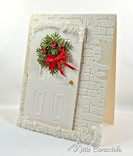 KC Sizzix Door and Wreath 2 right
