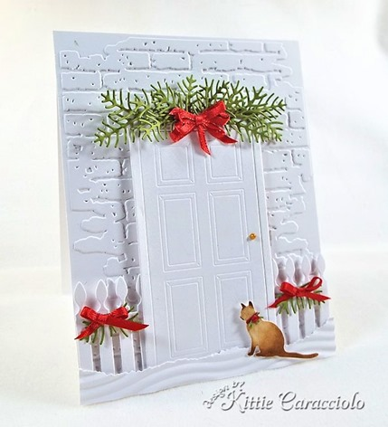 KC Poppy Stamps Grand Madison Door 3 left