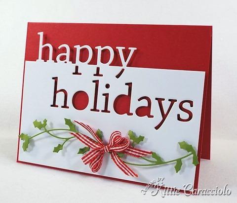 KC Memory Box Grand Happy Holidays 3 right