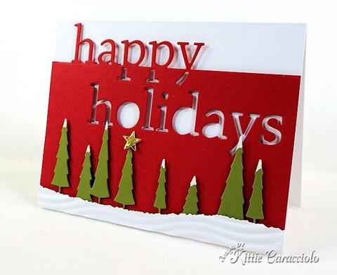 KC Memory Box Grand Happy Holidays 4 right