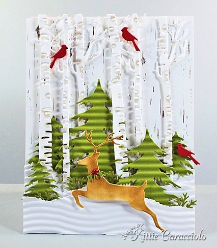 KC Memory Box Leaping Deer 5 center