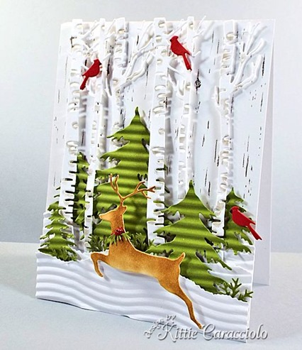 KC Memory Box Leaping Deer 5 right