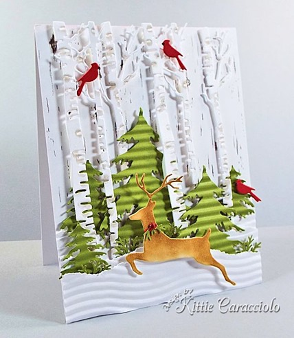 KC Memory Box Leaping Deer 5 left