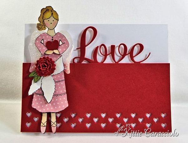 KC Impression Obsession Rosie Love Angel 1 center