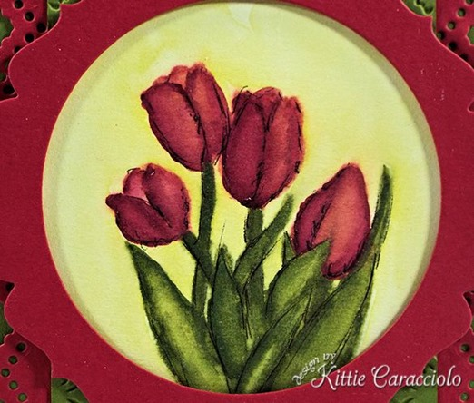 KC Impression Obsession Tulips 1 close