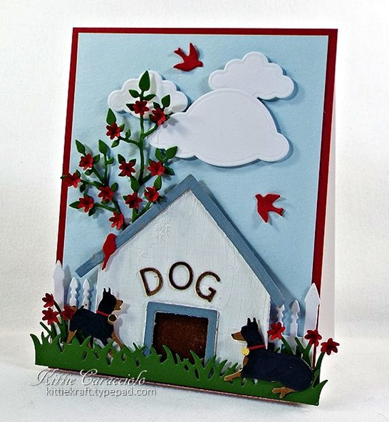 KC Impression Obsession Dog Set 1 right
