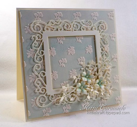 KC Poppy Stamps Claudette Frame 1 left