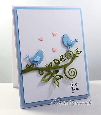 KC Impression Obsession Love Birds 3 left