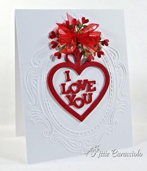 KC Impression Obsession Love You Heart 2 left