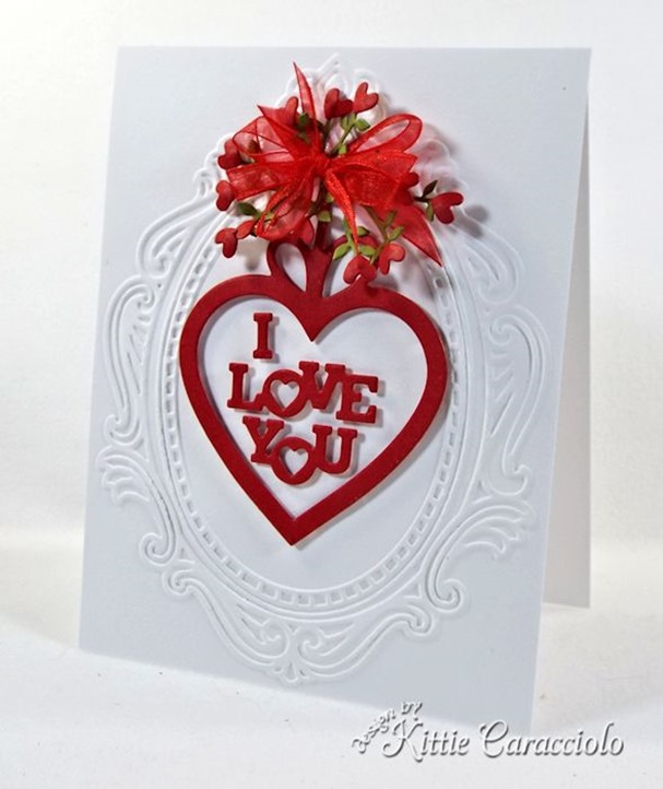 KC Impression Obsession Love You Heart 2 right