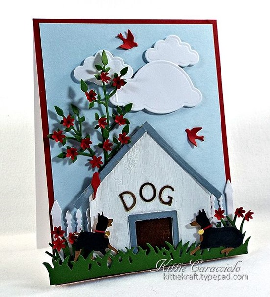 KC IMpression Obsession Dog Set 1 left